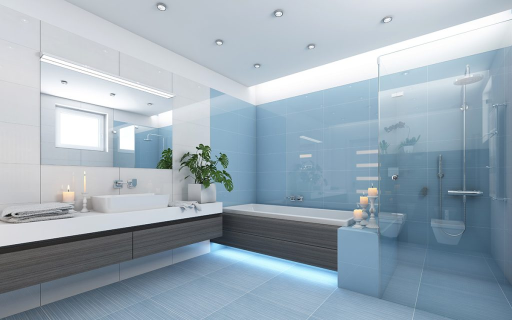 Hot 2018 trends in bathroom design and decor for Bathroom interior design trends 2018