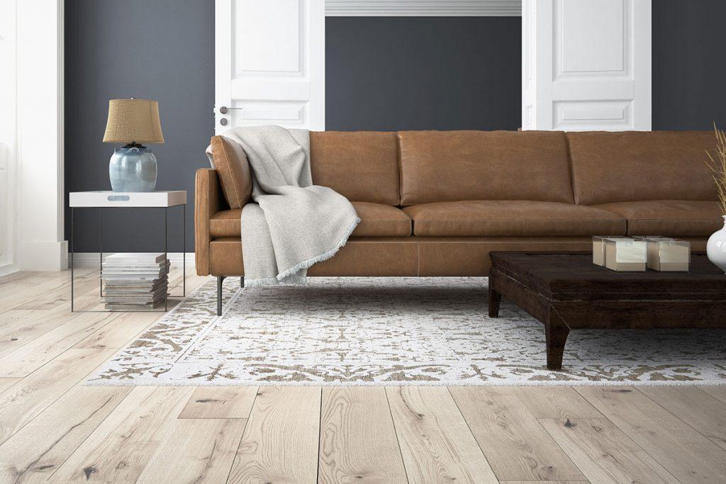 basement renovation flooring