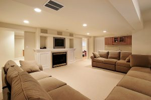 lighting for basement renovation