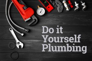 Do It Yourself Plumbing